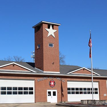 Lower Pottsgrove Fire station building