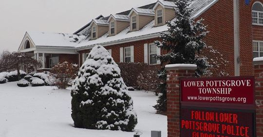 Lower Pottsgrove Township Building