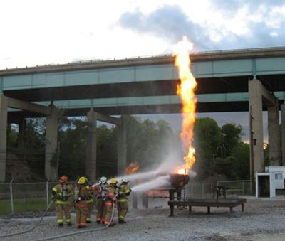 May 2008 PECO Fire Training