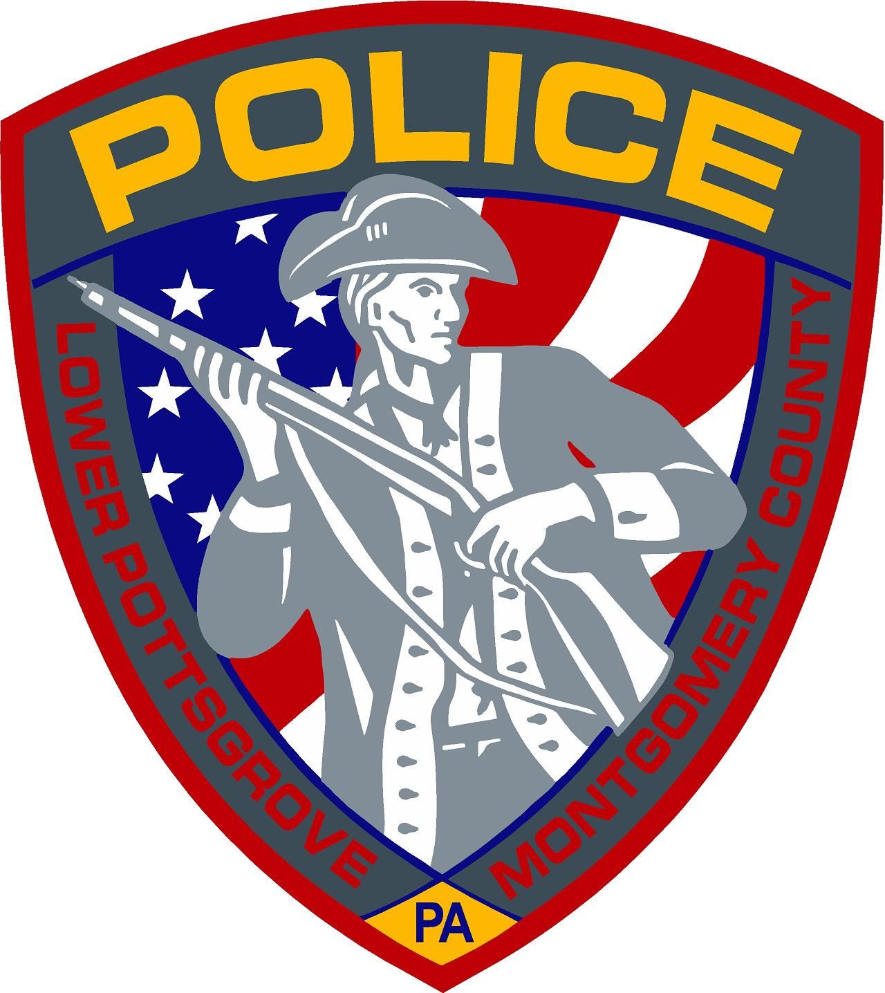 lower pottsgrove POLICE LOGO